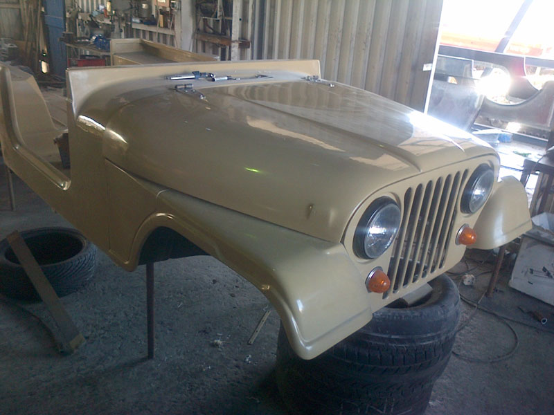 Fibreglass Replacement Bodies | Products | , Olifantsfontein